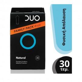 Duo Natural Family Pack 30τμχ