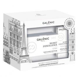 Galenic Set Secret DExcellence la Creme Κρέμα Προσώπου Ολικής Αντιγήρανσης 50ml & ΔΩΡΟ Secret DExcellence le Serum Αντιγηραντικός Ορός Προσώπου 10ml