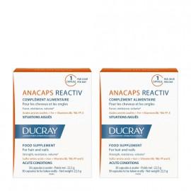 Ducray Anacaps Reactiv 2 x 30 caps