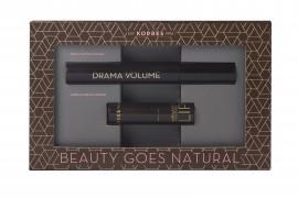 Korres Set Drama Volume Mascara & Korres Morello Creamy Lipstick
