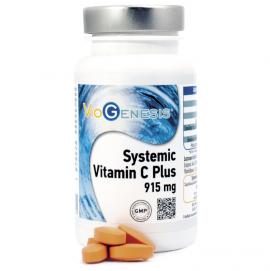 Viogenesis VITAMIN C SYSTEMIC PLUS 915mg 120tabs