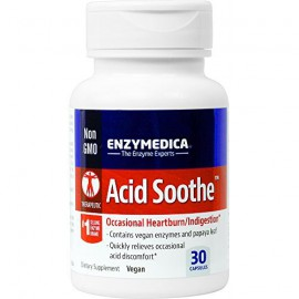 Enzymedica Acid Soothe 30 caps