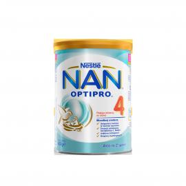 Nestle Nan Optipro 4 Ρόφημα Γάλακτος σε Σκόνη από τον 2ο Χρόνο 400gr