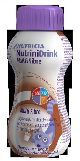 NUTRICIA NUTRINI DRINK MF ΣΟΚΟΛΑΤΑ 200ML