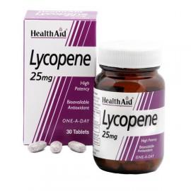 HEALTH AID LYCOPENE 25MG CAPSULES 30S