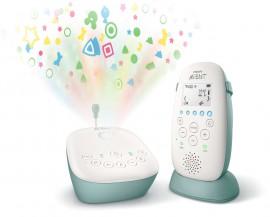 Avent Philips Σύσκευη Παρακολούθησης Μωρού Dect SCD731/52 1τμχ