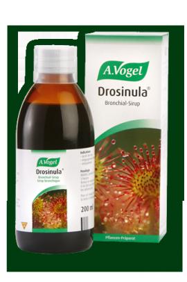 A.VOGEL DROSINULA SIROP 200ML