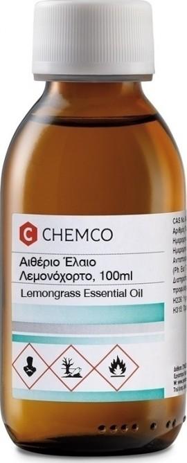 Chemco Αιθέριο Έλαιο Λεμονόχορτο 100ml