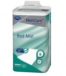 Hartmann MoliCare Premium Bed Mat Υποσέντονο 5 σταγόνων 60x90cm 30τμχ