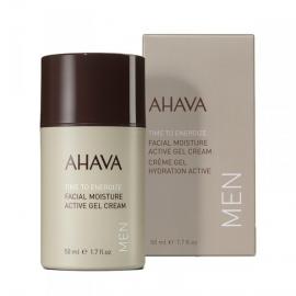 Ahava Time To Energize  Men Facial Moisture Active Gel Cream 50ml
