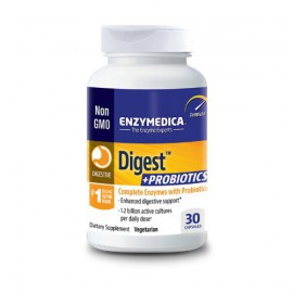 Enzymedica Digest + Probiotics 30 caps