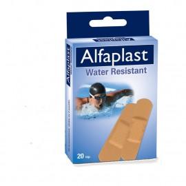 Alfaplast Water Resistant Αδιάβροχα Αυτοκόλλητα Επιθέματα σε Δύο Μεγέθη 20τμχ