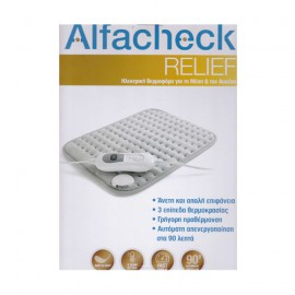 MICROLIFE Alfa Check Ηλεκτρονική Θερμοφόρα για τη Μέση και τον Αυχένα 1 τεμ.