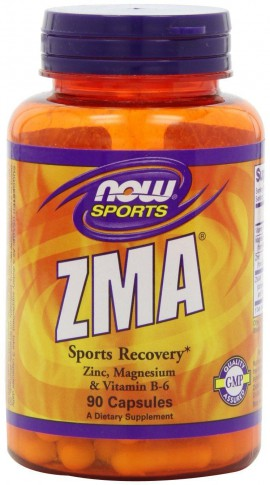 Now Foods ZMA Sports Recovery 800mg 90caps
