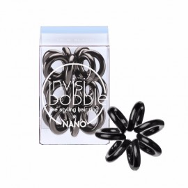 Invisibobble Νano Τrue Black 3τμχ