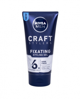 NIVEA MEN Hair Styling Shine Gel - Wet Look 150ml