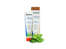 Himalaya Whitening Complete Care Toothpaste Simply Peppermint 5.29oz 150gr