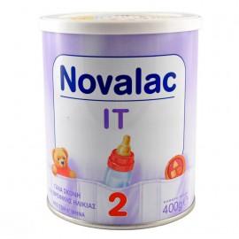 NOVALAC IT 2 400gr Βρεφικό γάλα για την δυσκοιλιότητα (6-10 μήνες)