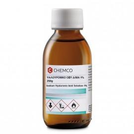 Chemco Υαλουρονικό Οξύ Διάλυμα 1% 250ml