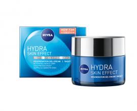 NIVEA HYDRA SKIN EFFECT Ενυδατική Κρέμα Αναζωογόνησης Nύχτας 50ml NEO