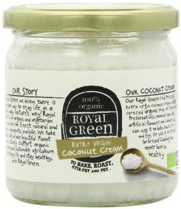 AM HEALTH ROYAL GREEN COCONUT EXTRA VIRGIN CREAM 325ML