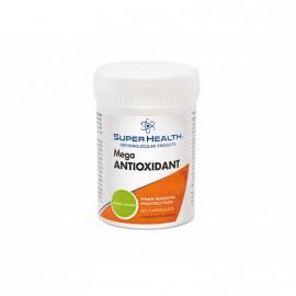 SUPER HEALTH MEGA ANTIOXIDANT PROTECTION 30CAPS