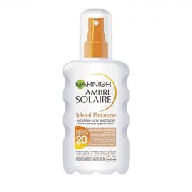 Garnier Ambre Solaire Spray Ideal Bronze SPF20 200ml