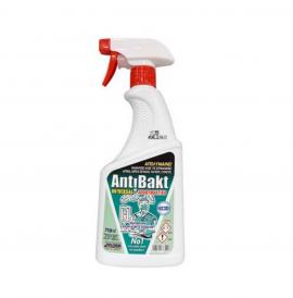 Antibakt Universal Απολυμαντικό Καθαριστικό Επιφανειών σε Σπρέι 710ml