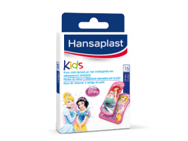 HANSAPLAST PRINCESS KIDS 16STRIPS