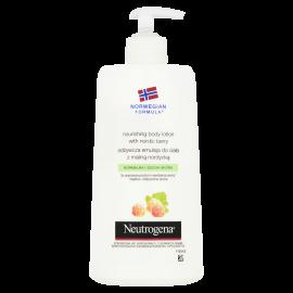 Neutrogena Γαλάκτωμα Σώματος με Nordic Berry για Κανονική και Ξηρή Επιδερμίδα, 400ml