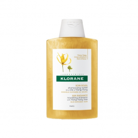 Klorane Shampoo Ylang-Ylang Sun Radiance 200ml