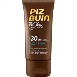 Piz Buin Hydro Infusion Sun Gel Cream Face SPF30 Αντηλιακό Τζελ Προσώπου 50ml