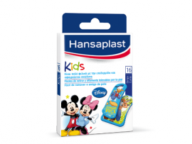 HANSAPLAST MICKEY & FRIENDS KIDS 16STRIPS