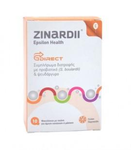 Epsilon Health ZinardII Direct με Γεύση Πορτκάλι 10 Φακελίσκοι