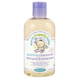 Earth Friendly Baby Soothing Chamomile Shampoo & Bodywash 250ml