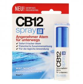 CB12 Spray με Γεύση Μέντας 15ml