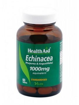 Health Aid ECHINACEA 1000mg - Ανοσοποιητικό, 60tabs