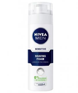 NIVEA MEN Αφρός Ξυρίσματος Sensitive 200 ml