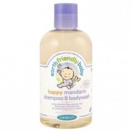 Earth Friendly Baby Soothing Mandarin Shampoo & Bodywash 250ml