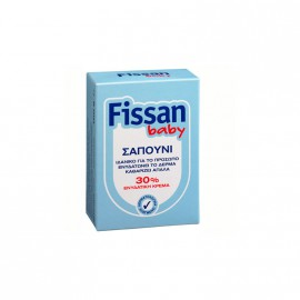 Fissan Σαπούνι με 30% ενυδατική κρέμα 100gr
