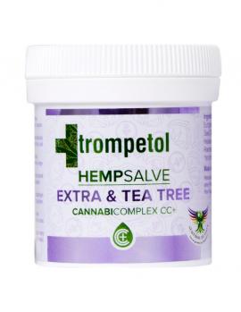 Trompetol Hemp Salve Extra & Tea tree 100ml