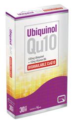 QUEST UBIQUINOL Qu10 30TABS