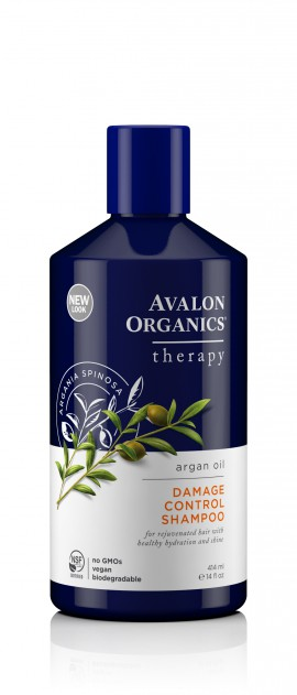 Avalon Organics Argan Oil Damage Control Shampoo 414ml