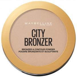 Maybelline City Bronzer Bronzer & Contour Powder 250 Medium Warm 8g