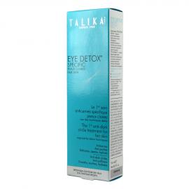 Talika Eye Detox Specific Φόρμουλα για την αντιμετώπιση των Μαύρων Κύκλων κάτω από τα Μάτια 15ml