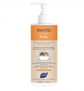 Phyto Specific Kids Magic Detangling Shampoo & Body Wash 400ml