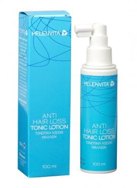 HELENVITA Anti Hair Loss Tonic Lotion Τονωτική Λοσιόν Μαλλιών 100ml