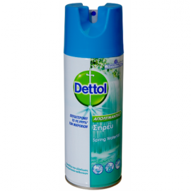 DETTOL Απολυμαντικό Spray Spring Waterfall 400ml