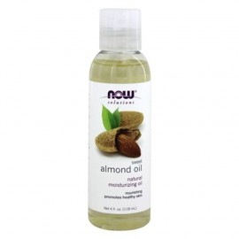 NOW Solutions Sweet Almond Oil 100% Pure 4fl.oz.(118ml)