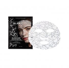 Glowlace Radiance Boosting Hydration Sheet Mask Μάσκα Προσώπου με Υαλουρονικό Οξύ για Άμεση Ενυάτωση, 1τμχ